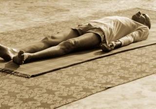Yoga Nidra Gongavslappning
